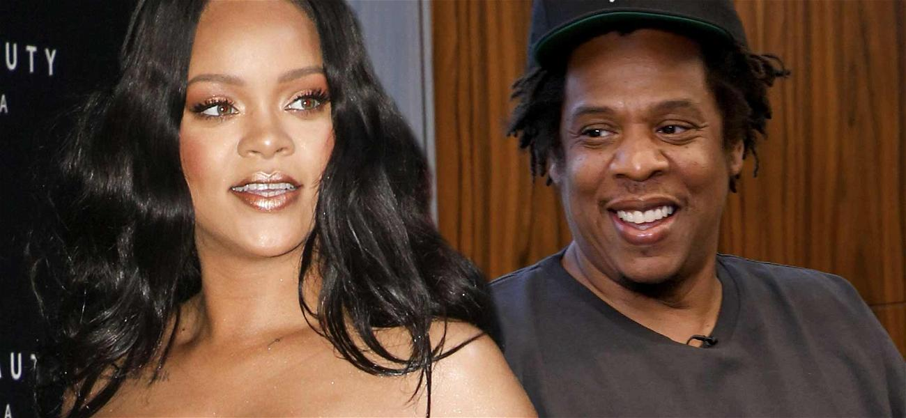 Rihanna's Super Bowl 'Sellout' Comment Was Made Days Before Jay-Z Inked Deal, She Had No Idea
