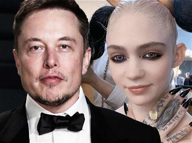 Grimes Claps Back at Elon Musk After He Corrects Her Explanation Of Their Son's Name