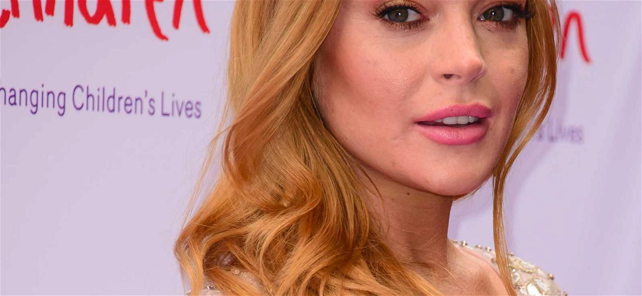 Lindsay Lohan Launches Internal Investigation To Find Out Why Taxes Went Unpaid