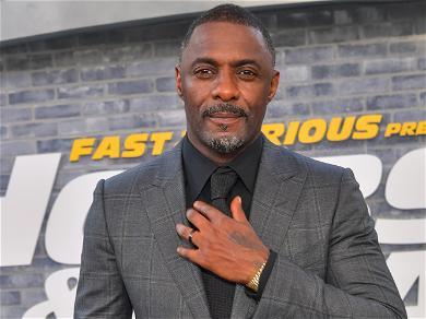 Idris Elba Continues to Shut Down Rumors That He's Dying From Coronavirus