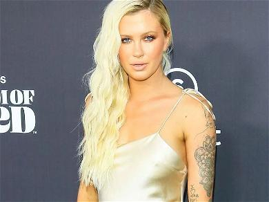 Ireland Baldwin Exposes Chest In Transparent Tank Because It's Sunday