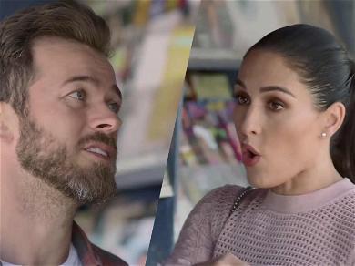 Nikki Bella Busts Artem's Chops Because He Hasn't Had A Job Since 'DWTS'