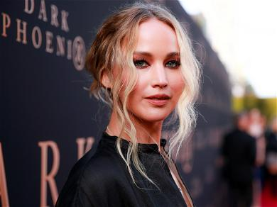 Jennifer Lawrence Dishes About Her First Sex Scene With Chris Pratt