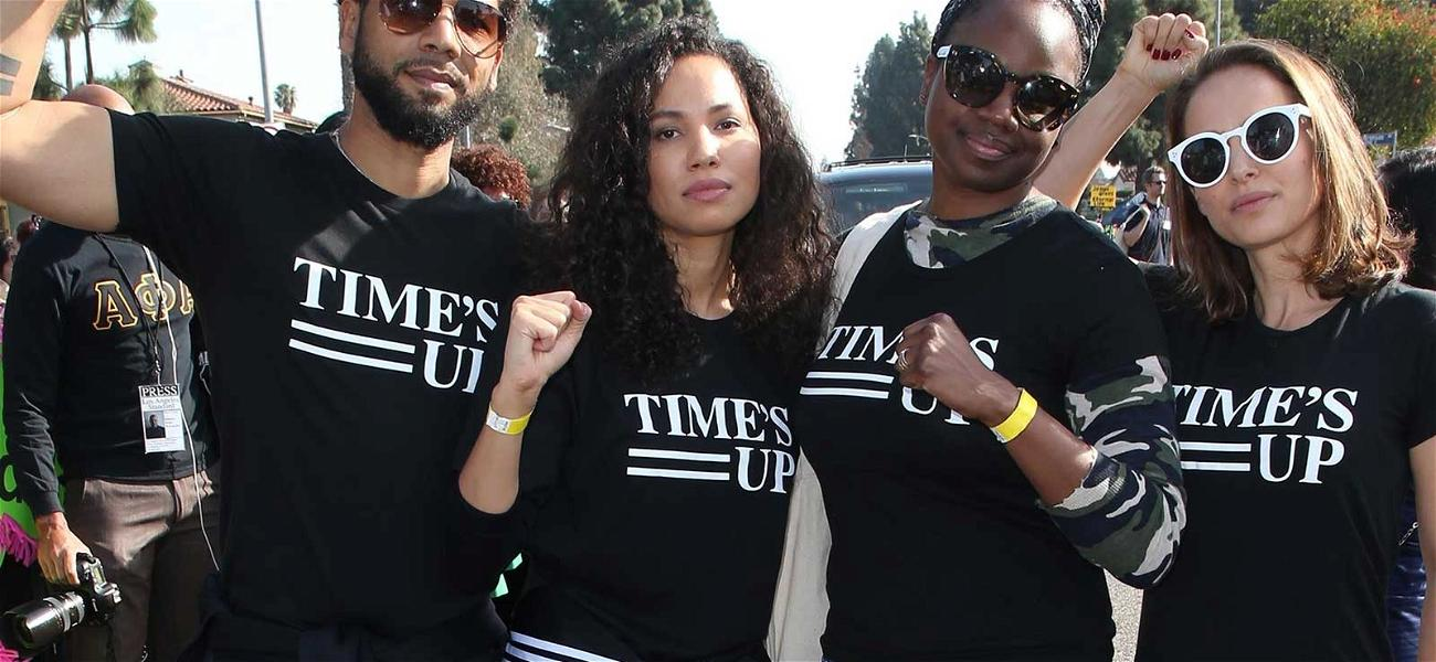 Time's Up and MLK Day Come Together at Kingdom Day Parade