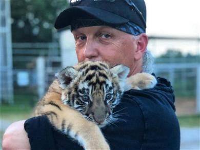 'Tiger King' Star Jeff Lowe Suffers Massive Stroke, Believes He Was Poisoned?!