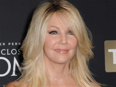 Heather Locklear Injured in Car Wreck, Investigators Looking Into Phone (UPDATE)