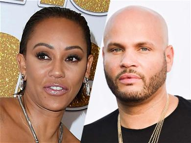 Mel B and Stephen Belafonte Find a New Thing to Fight Over: Video Chatting