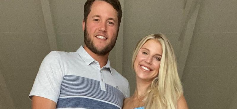 Matthew Stafford's Wife Excited After QB Hubby Traded to L.A.