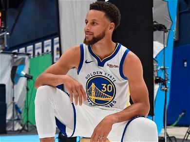 Stephen Curry's Bruce LeeSneakers Auctioned Off For Asian Hate Awareness