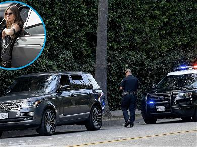 Sofia Vergara Pulled Over in Beverly Hills for Blowing Through Stop Sign