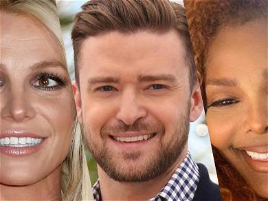 Justin Timberlake Ripped For His 'Apology' To Britney Spears & Janet Jackson