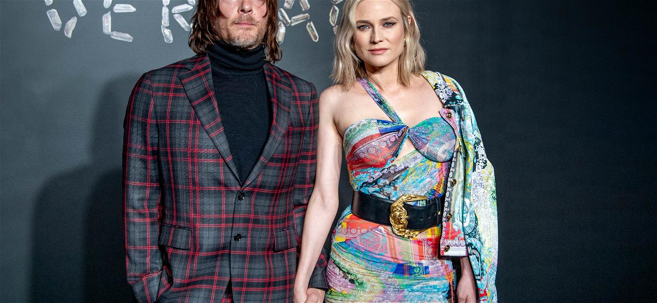 'Walking Dead' Star Norman Reedus Shares Hilarious Vacation Photo Of His Wife And Daughter