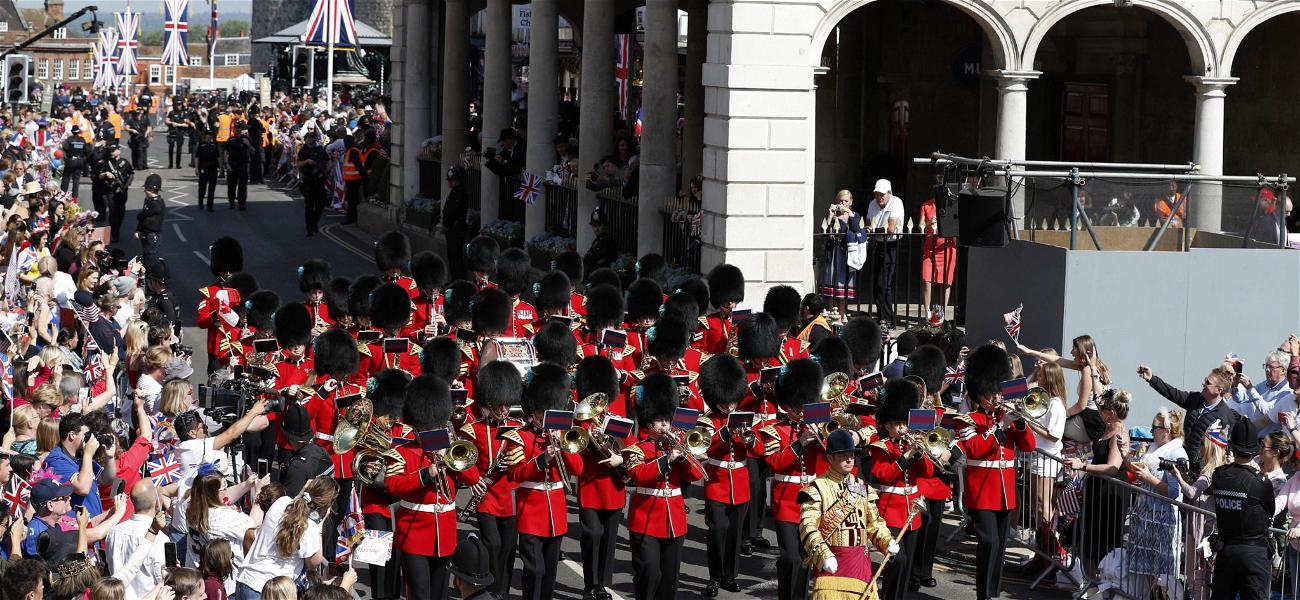 Meghan Markle and Prince Harry's Royal Wedding Procession