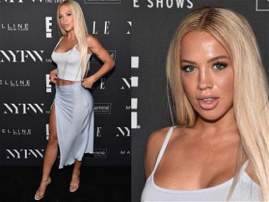 Tammy Hembrow Makes First Red Carpet Appearance Since Hospitalization