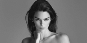Kendall Jenner Almost Frees the Nipple During Nude Photo Shoot