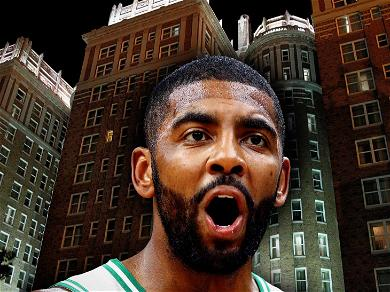 Kyrie Irving Signs On to Star in Movie About Famed NBA Haunted Hotel