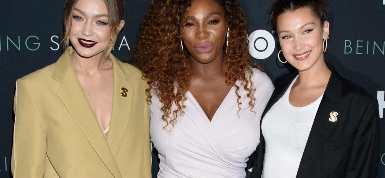 Serena Williams' Star-Studded Family & Friends Came Out Big for 'Being Serena' Premiere
