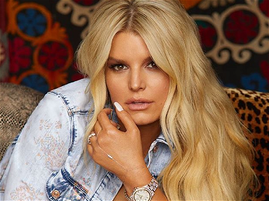 Jessica Simpson Looking 'Super Skinny' On Bike Ride With Son