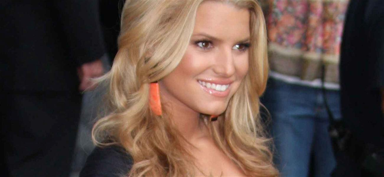 Jessica Simpson Sued by Photo Agency for Allegedly Stealing a Pic