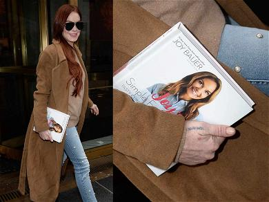 Lindsay Lohan Keeps it 'Simple' with Eating Tips from 'Today' Nutritionist Joy Bauer