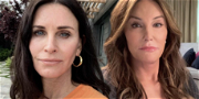 How Did Courteney Cox React When She Got Compared To Caitlyn Jenner?