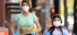 Farrah Abraham Asked 'What Part' Of Staying Indoors She Doesn't Understand In Masked Coronavirus Outings