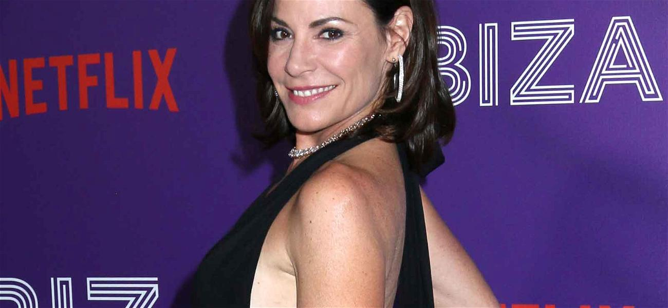 'RHONY' Star Luann de Lesseps Sued by Ex-Husband and Her Kids Over $8 Million Dollar Home Sale
