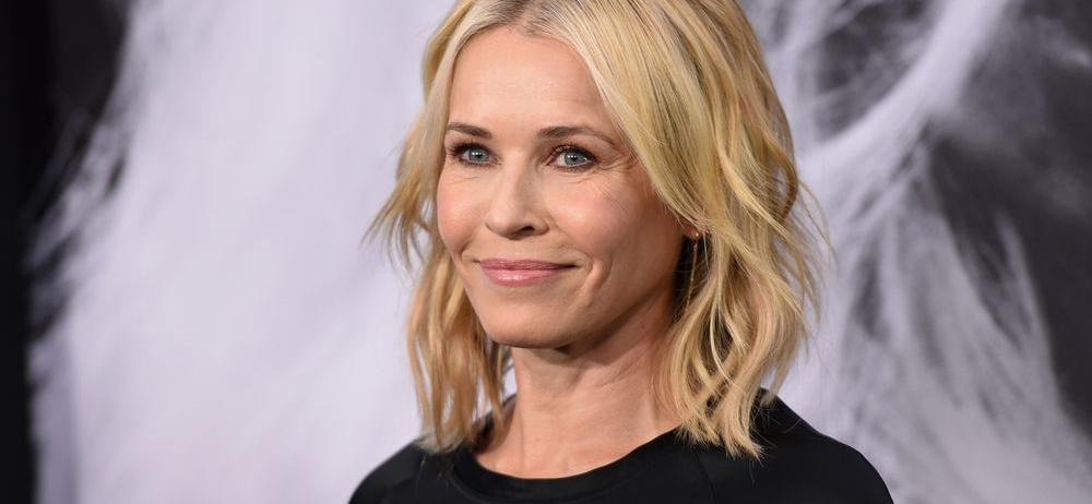 Chelsea Handler Admits Pot-Print Bikini 'Doesn't Fit' In 4th Of July Photos
