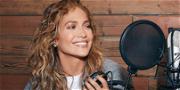 Jennifer Lopez Stuns In Leather Pants and Crop Top With $500 Bag