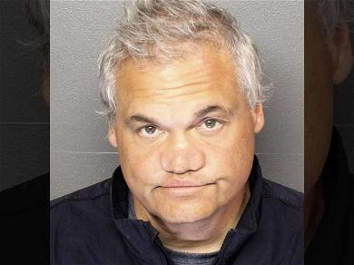 Artie Lange Looks Healthy in Newest Mugshot After Violating Probation