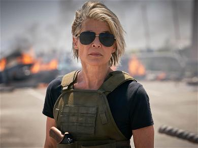 """Linda Hamilton Lost So Much Weight For 'Terminator: Dark Fate' That They Had To """"Build Her A New Butt"""""""