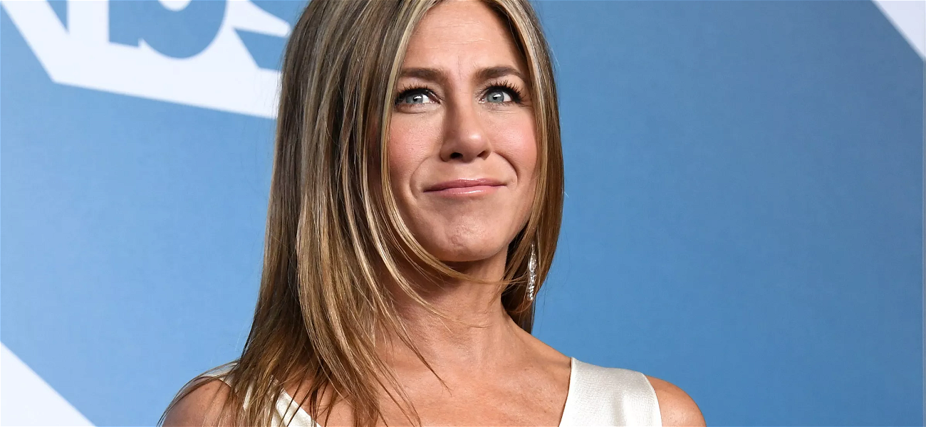Jennifer Aniston's 'I Broke My F—ing Vagina' Monologue Will Either Speak To You Or Educate You