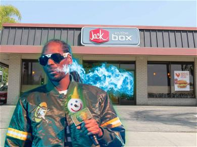 Snoop Dogg and Jack in the Box Serving Up Delicious Hot Boxes