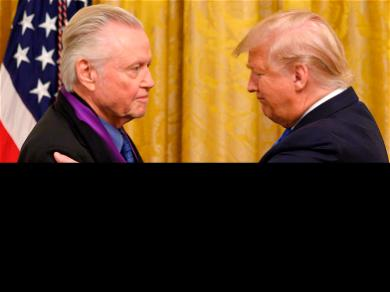 Donald Trump Gushes Over Jon Voight's Role In 'Ray Donovan,' And It Ignites Social Media