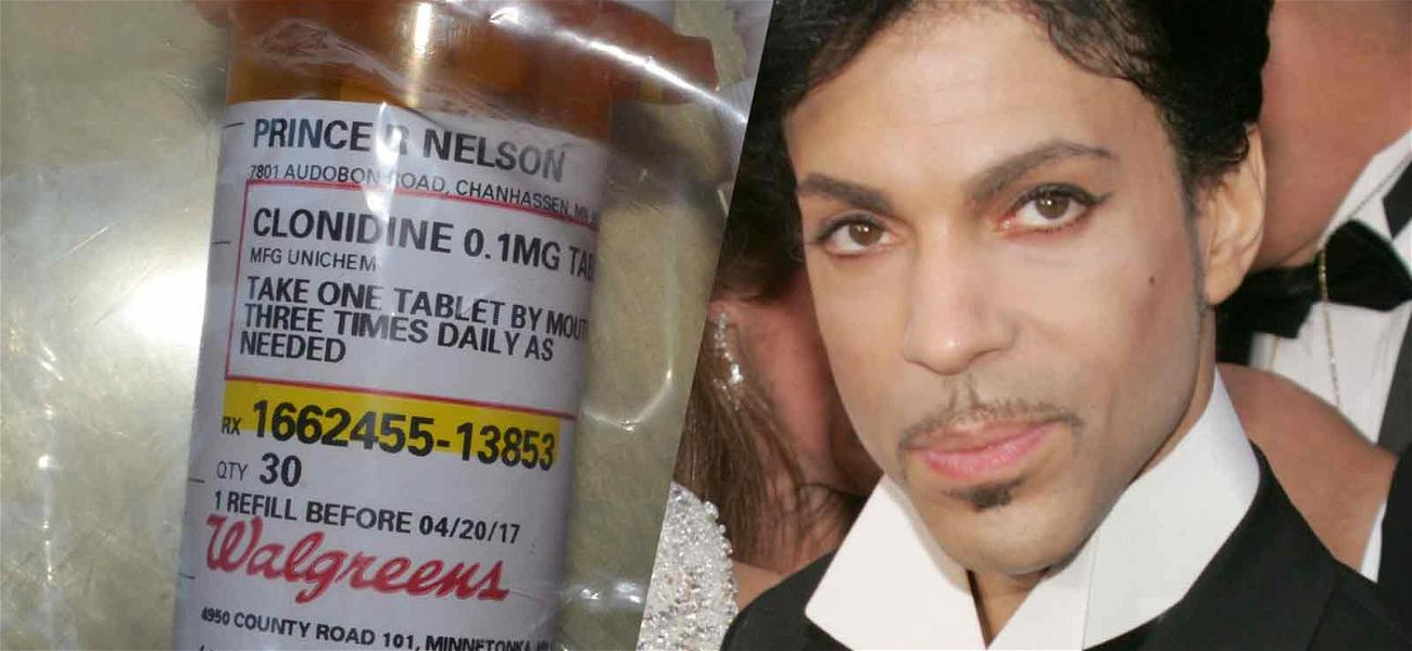 Prince Had a Shocking Amount of Prescription Pills in His Home When He Died