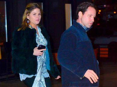 Jenna Bush Hager Enjoys Night Out in NYC After Week of Mourning George H.W. Bush