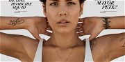 Halsey's Hairy Armpits Get Major Praise in New Rolling Stone Cover