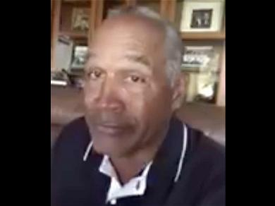 O.J. Simpson Compares Recent Mass Shootings to Nazi Germany: 'Sounds Familiar'