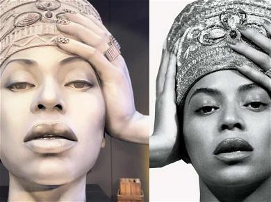 Beyoncé's Massive Bust Unleashed in Berlin