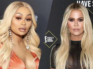 Blac Chyna Trolls Khloe Kardashian Over Fighting Skills Amid Rob Kardashian Custody Battle