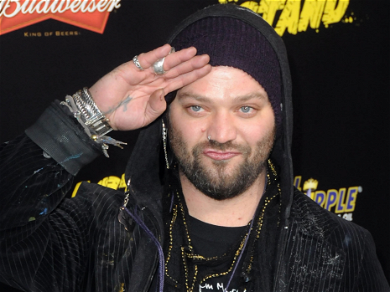 'Jackass' Star Bam Margera Charged With Trespassing After Hotel Arrest