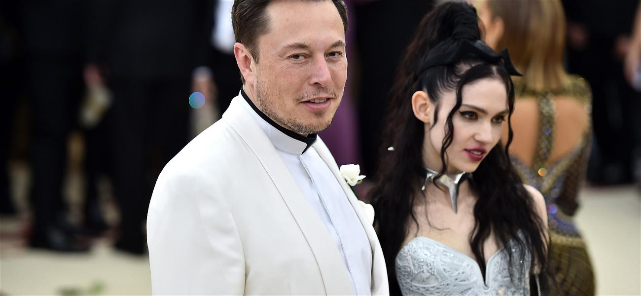 Grimes And Elon Musk Welcome They're Little War-Nymph! She Gave Birth To Their First Child Together