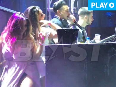 'Jersey Shore' Cast Reunites To Fist Pump in the Club