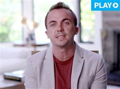Frankie Muniz Doesn't Remember Being on 'Malcolm in the Middle'
