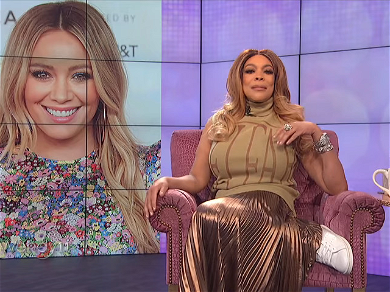 Hilary Duff & Wendy Williams Sued For Slander By Photographer