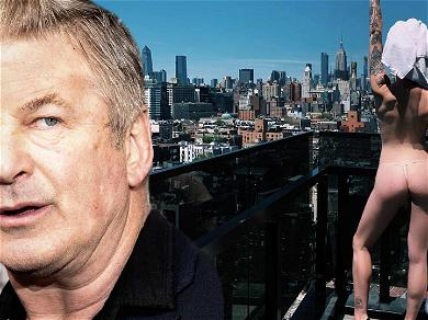 Alec Baldwin Cringes at Daughter Ireland's Naked IG Pic: 'I'm sorry. What?'
