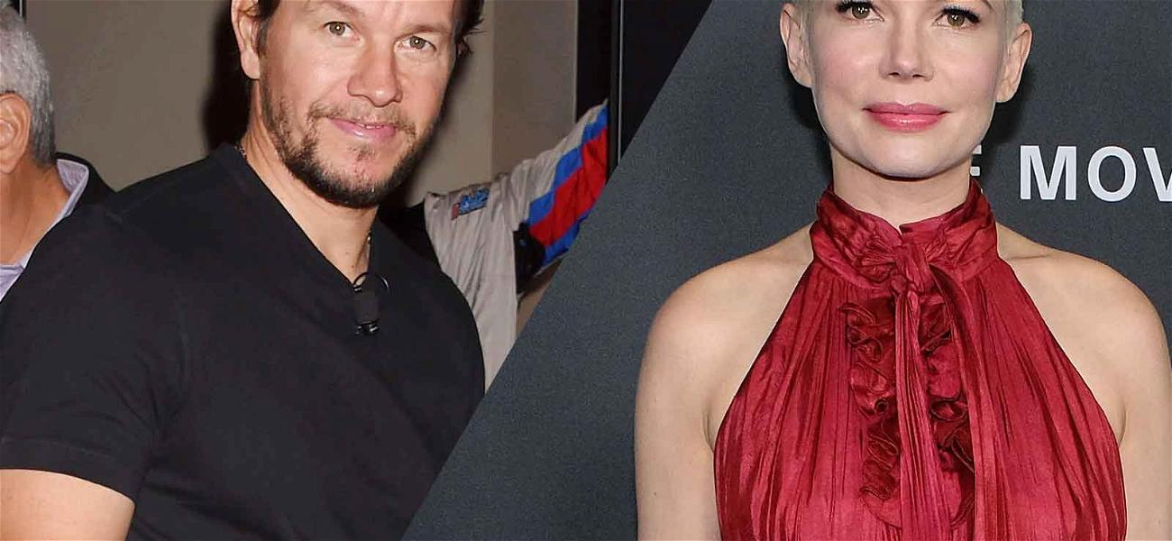 Mark Wahlberg Donates $1.5M to Time's Up in Michelle Williams' Name