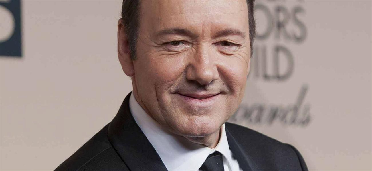 Kevin Spacey Suspended from 'House of Cards,' Netflix Cuts Ties