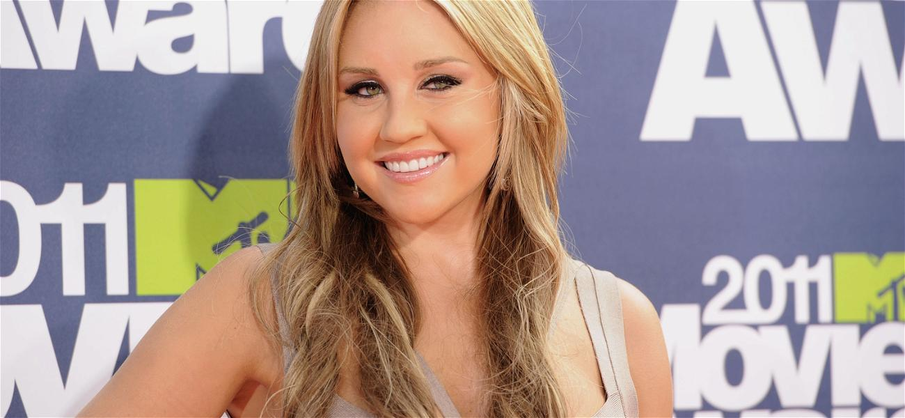 Amanda Bynes Is Pregnant And Posted The Ultrasound On Instagram