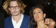 Salma Hayek Welcomes Johnny Depp To Instagram Amid Amber Heard Legal War